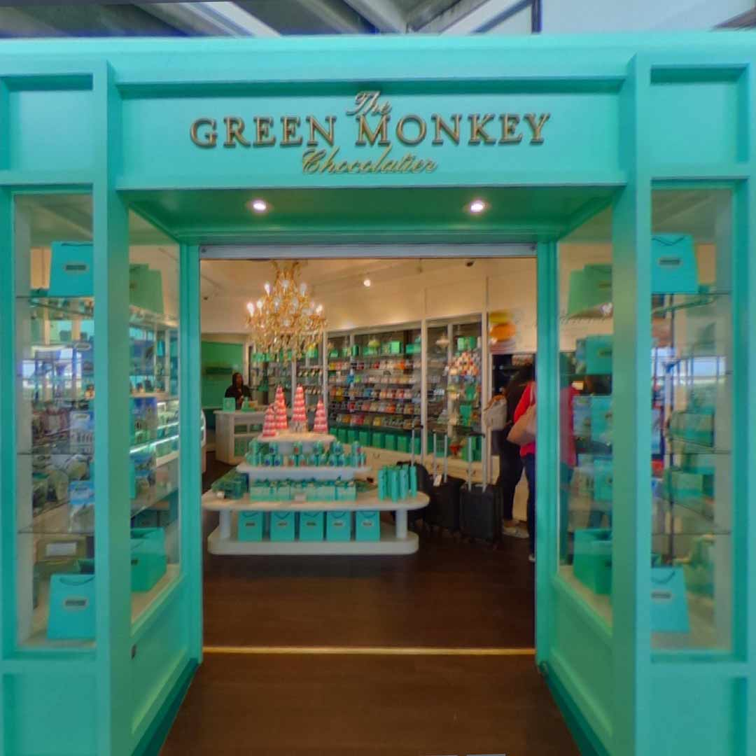 The Green Monkey Boutique Chocolatier