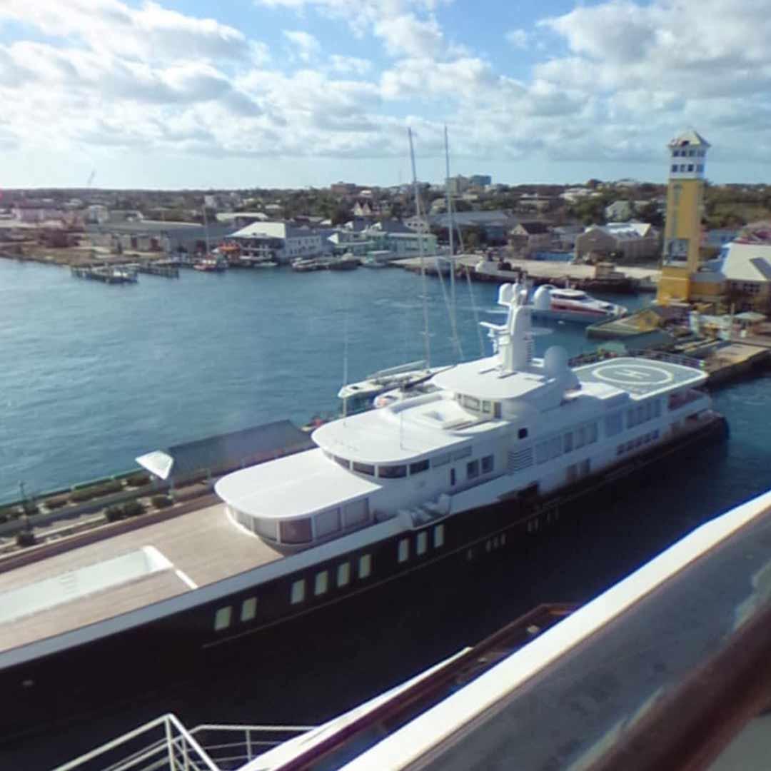 Bahamas-Port