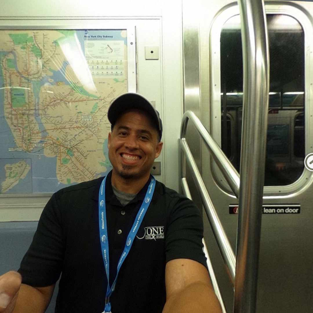 NYC Metro Subway 7 Line to the US OPEN